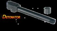 Glock34のネジ付きアウターバレル