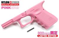 ピンクのフレームG19