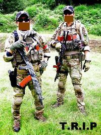 AKS74U・AK102・MP9処分中!