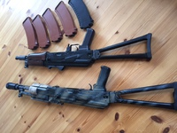 マルイ次世代AKS74U・AK102処分中!