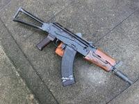 マルイ M870フォアエンドの製作、荒加工完了!