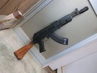 CYMA M870フォアエンドの製作と次世代AKS74U用ウッドハンドガードの製作!