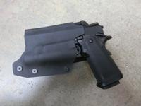 次世代AKS74U用サムホールハンドガードの製作!