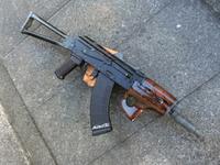 次世代AK用ウッドストックの製作!