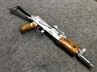 次世代AKS74N用折り畳み式ウッドストックの製作!