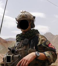 特殊部隊な時計(その2)PRO TREK PAW1300 2014/09/29 02:17:38