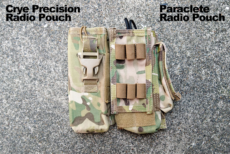 Crye Precision radio pouch