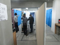 APSハンドガン平日無料練習会2014/1/22