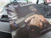 実銃メーカーのカタログ「ワルサー社」