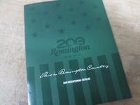 レミントン社のカタログ200周年おめでとうございます!