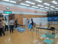 23日はAPSカップ富士見スポーツシューターズさんの公式練習会です