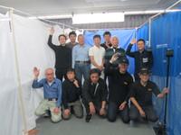 京都国友銃砲店さんのAPS練習会2014/5/10