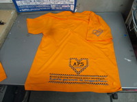 2016APSカップ本大会記念Tシャツ出来上がりました!