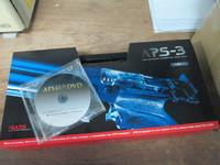 APS3に紹介DVDをつけてみました