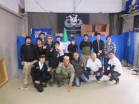 愛知、静岡APSカップの練習できるとこに行ってみました