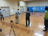 APSカップチャレンジャーズ福岡さんの練習会にお邪魔させて頂きました