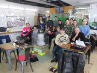 福井のシューティングカフェロックオンさんでAPSカップの大会が開かれました!