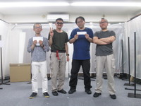 マック堺シューティングレンジのクラブマッチに参加してきました