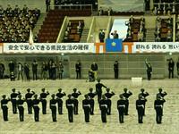 1.16. 千葉県警の視閲式へ行ってきた2018