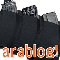 AK用エラスティックポーチ