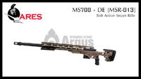 【ARES】MS700 Bolt Action Rifle【MSR-013】