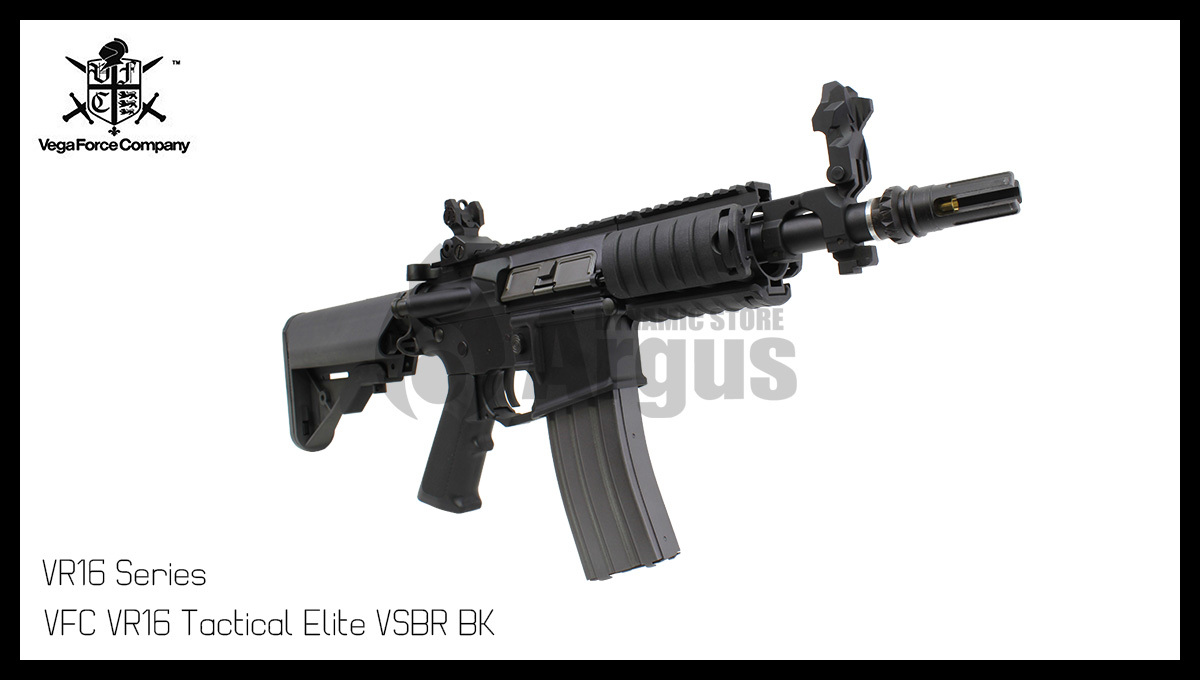 【VFC】 VR16 Tactical Elite VSBR BK