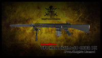 【VFC】KAC Mk11Mod0 GBBR DX LimitedEdition