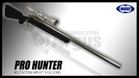 【東京マルイ】PRO HUNTER STAINLESS RS BLACK/WOOD
