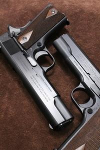 六研/エラン コルト&レミントンUMC M1911 入荷!
