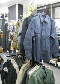 5.11 Tactical ロングスリーブシャツ ジャケット
