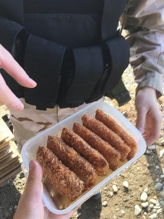 ロシア式揚げパン