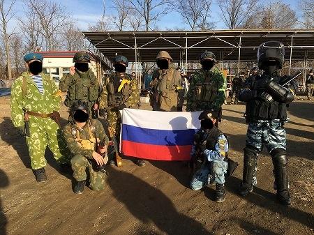 謎のロシア祭りリターンズ