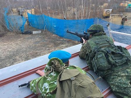 ロシア式狙撃チームその2