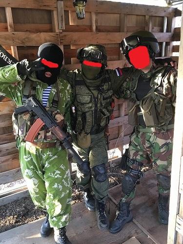 ロシア三兄弟