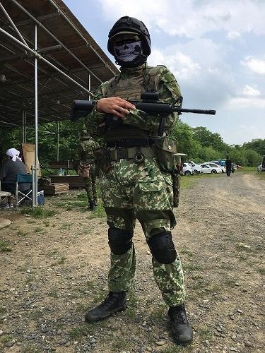 タクティカル特戦群