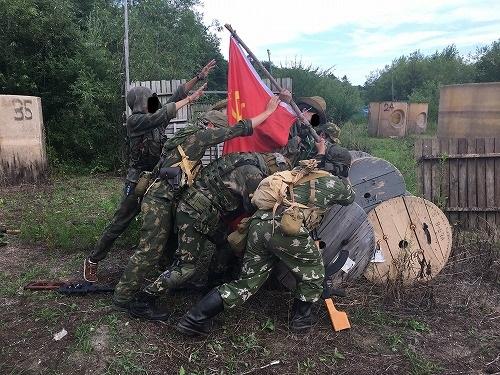 カフカス山の戦い