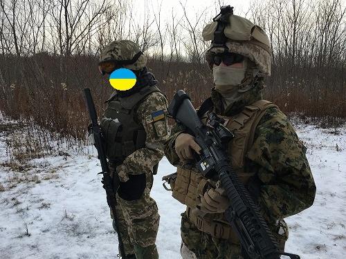 ウクライナと