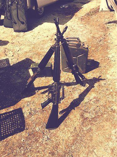 M16叉銃