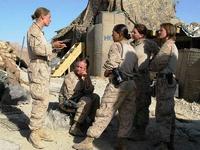 海兵女子装備のサイズを考察する♪