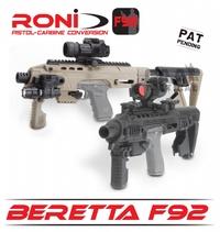 CAA 新製品 RONI ベレッタM92/M9用やM4レイル