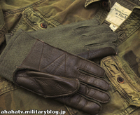 French Military Leather Gloves 2010/02/25 13:44:31