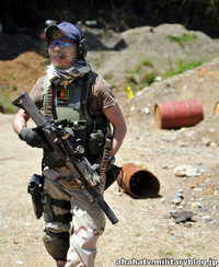 Type 56 Chest Rig and HK416 2010/04/30 18:49:17