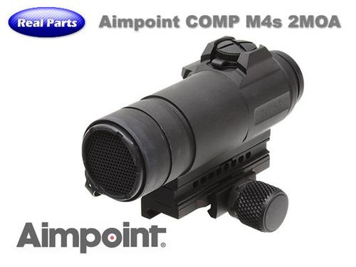 実物【Aimpoint】 COMP M4s (2MOA)