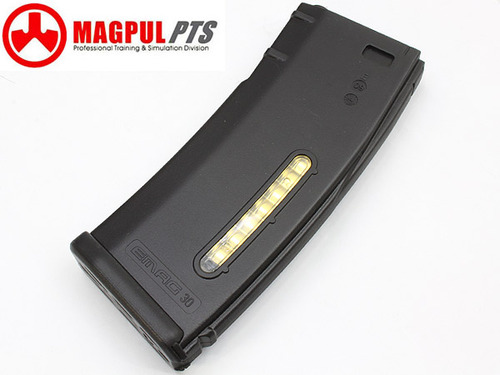 【MAGPUL PTS】GREENLABEL E-MAG BOX BK 75連(10本SET)
