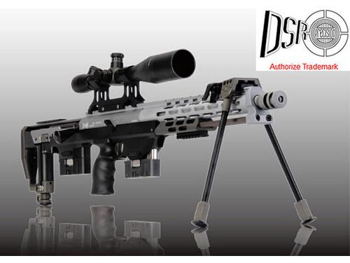ARES AMP DSR-1(リアル刻印仕様) ボルトアクション ライフル ガスガン/MSR-004