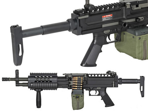 ARES製 KAC STONER LMG 電動ガン(Light Machine Gun)MG-006