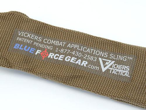 BLUE FORCE GEAR社実物 Vickers Combat Applications Sling (パッド付)(米海兵隊別注)