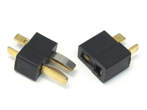BOL社製 T型ミニコネクターセット 金メッキ仕様(オス/メス1セット)