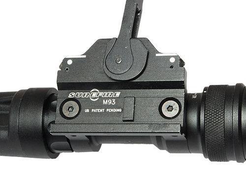 【SUREFIREタイプ】ストロボ機能付 M952V LEDライトレプリカ (ワンタッチレバー)