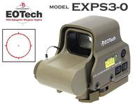 限定特価!! 実物EOTech製 EXPS3-0 ホロサイト TAN